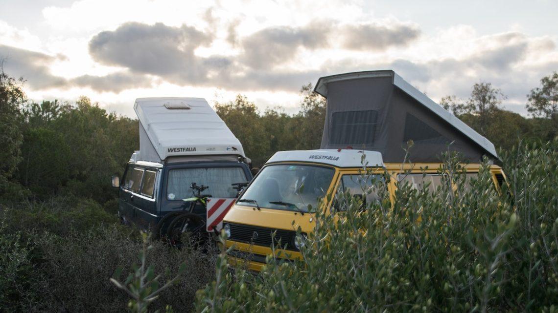 5 Best Campervan Destinations in the UK